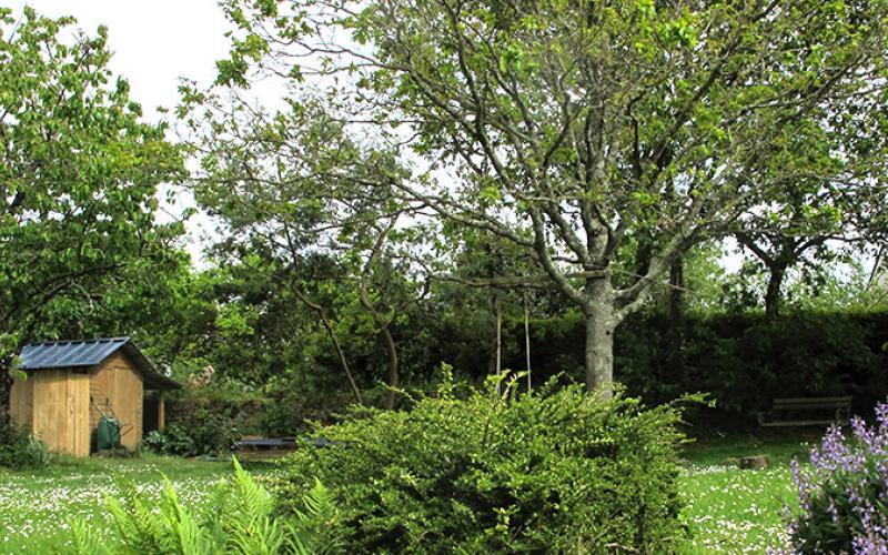 Le jardin sferenn chambre d 39 h tes baden morbihan for Chambre d hote morbihan